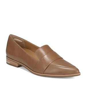 Dr Scholls 'Faxon' Leather Loafer Flat Tan 7.5